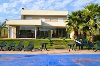 Casa Ecovillas do Lago - Alto Padrão de Acabamento - 328 m2 de Construção