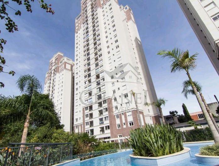 Apartamento No Portão - MOBILIADO - 104m² - 3 Quartos - 3 Wc