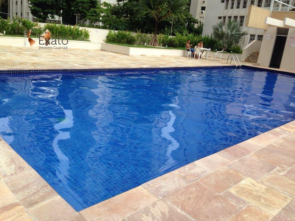 Apartamento de 03 dormitórios locação anual nas Pitangueiras Guarujá SP