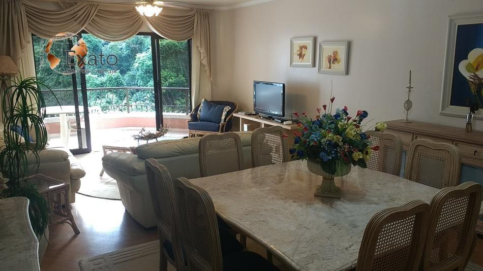 Apartamento para venda de 03 dormitórios nas Pitangueiras Guarujá SP