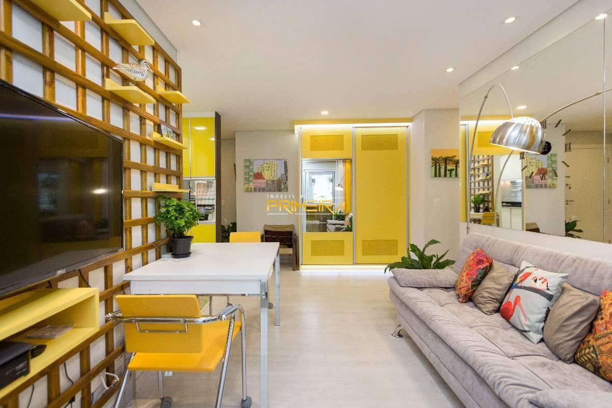 EQ Champagnat - Lindo Apartamento Garden - 2 Quartos e 1 Vaga - Champagnat