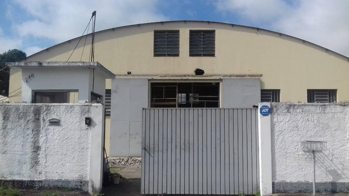 GALPÃO - CHÁCARAS REUNIDAS