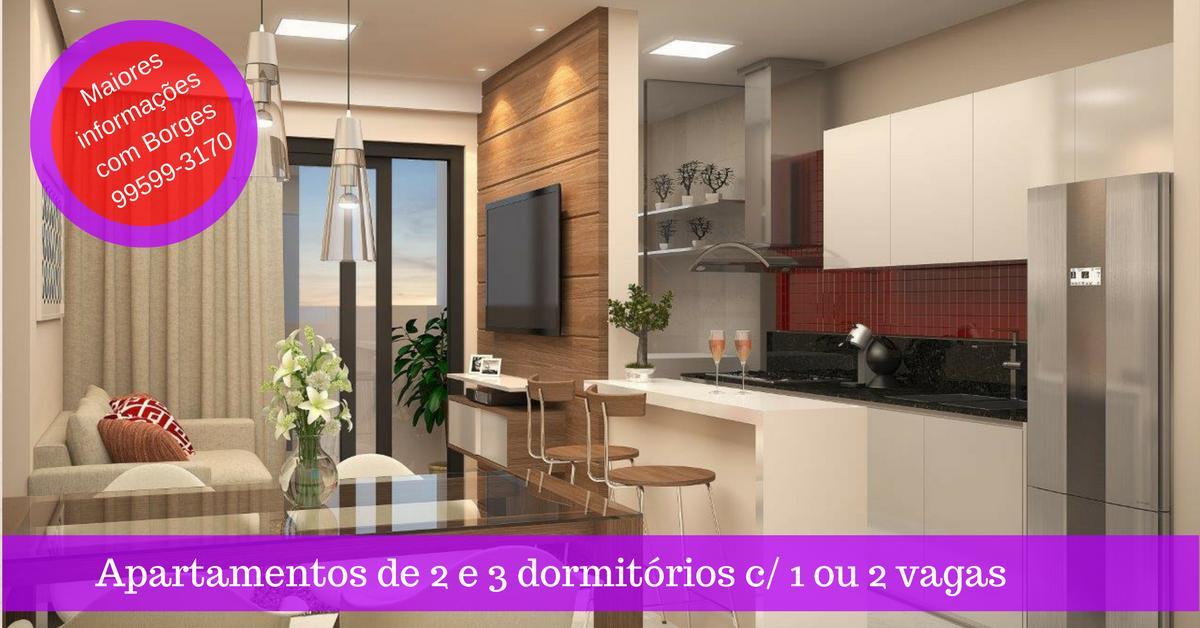 Apartamento no bairro Portão