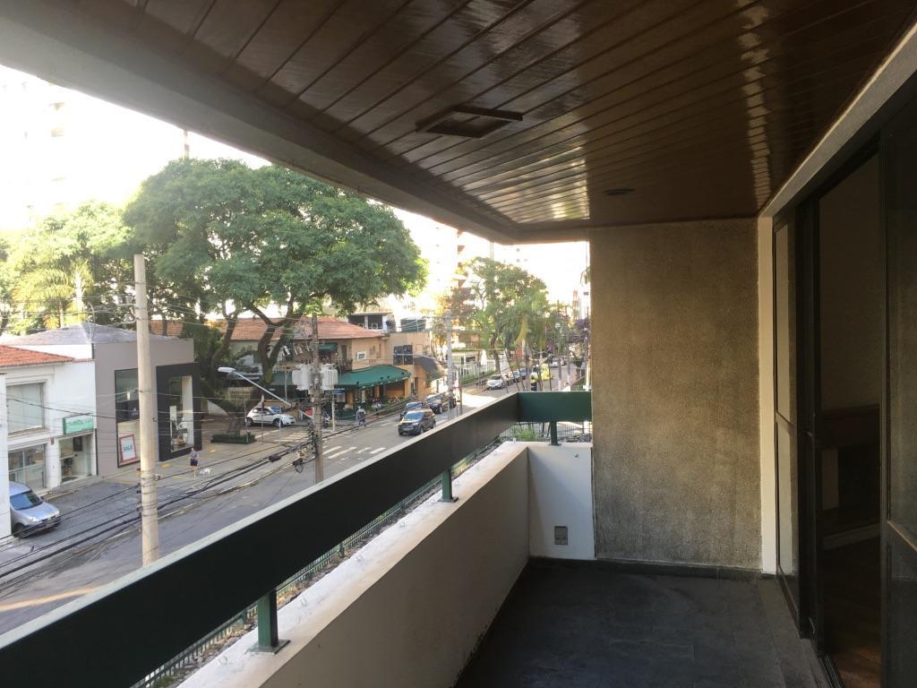 Apartamento Semi Mobiliado, Moema, Rua Pintassilgo 185, 4 dorms