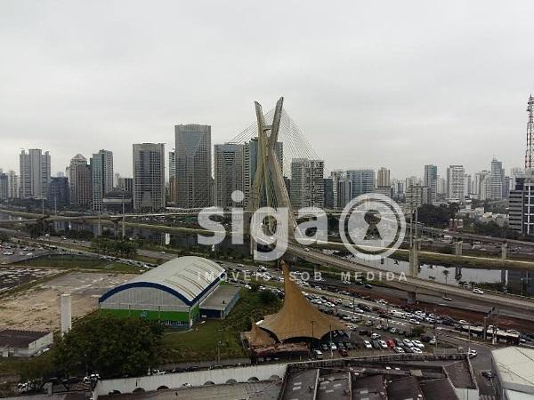 Laje comercial para venda e aluguel no bairro do Real Parque, São Paulo SP