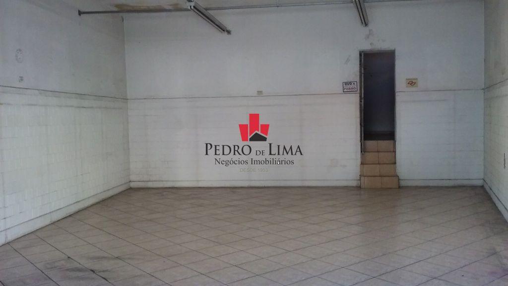 Salão comercial 130 M², em Vila Jácui.