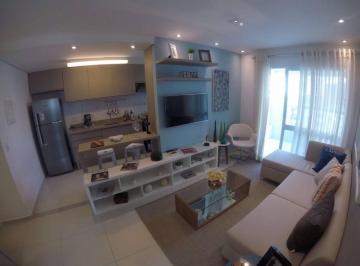 Apartamento de 2 quartos, São Vicente