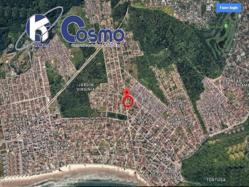 terreno, a venda, na rua acre - enseda - guarujá - rota da continuação da av. dom pedro i