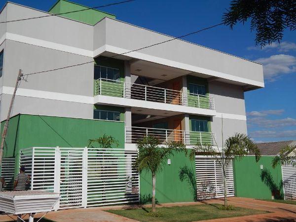 Apartamento no Residencial Luisa Borges - Conjunt