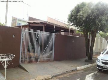 Casa para Venda Jardim Jacy, Campo Grande 3 dormitórios sendo 1 suíte, 2 salas, 5 vagas 150,00 m² co