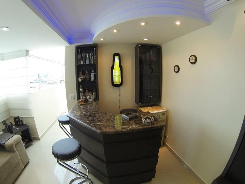 Apartamento duplex com 2 quartos com suite no Capão Raso-Spazio Concord