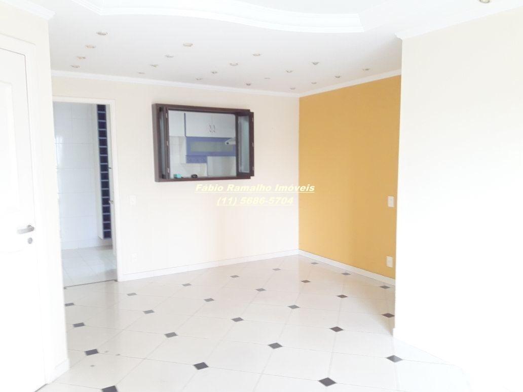 Apartamento super espaçoso para venda em Santo Amaro