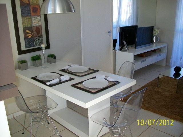Apartamento 3 dormitórios pronto para morar 58m² - Viver Sumaré