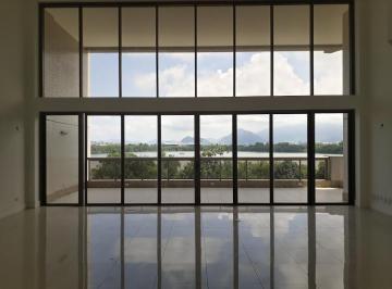 Apartamento Duplex com 430m², 05 quartos (4 suítes), 4 vagas, Bernini, Península