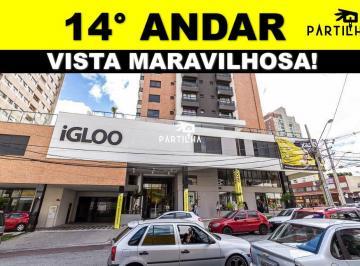 Edifício Igloo - 1 Quarto com Vaga,47m², Condomínio Clube,Água Verde
