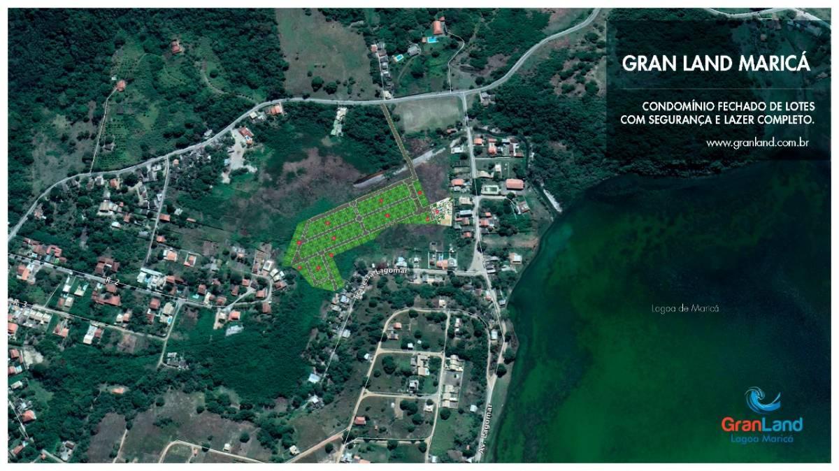 Terrenos à venda em Maricá - Gran Land Maricá