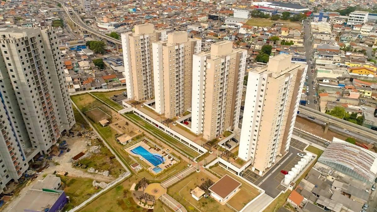APTO 2 DORM PRONTO PARA MORAR 56 e 58 mtrs com suíte - Lisse Residence VILA EMA