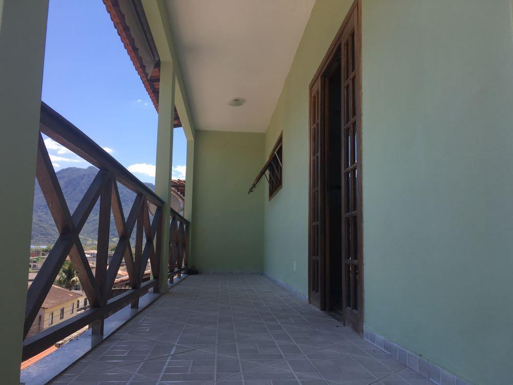 Ótima casa de 2 qts na Praia do Saco, vista maravilhosa