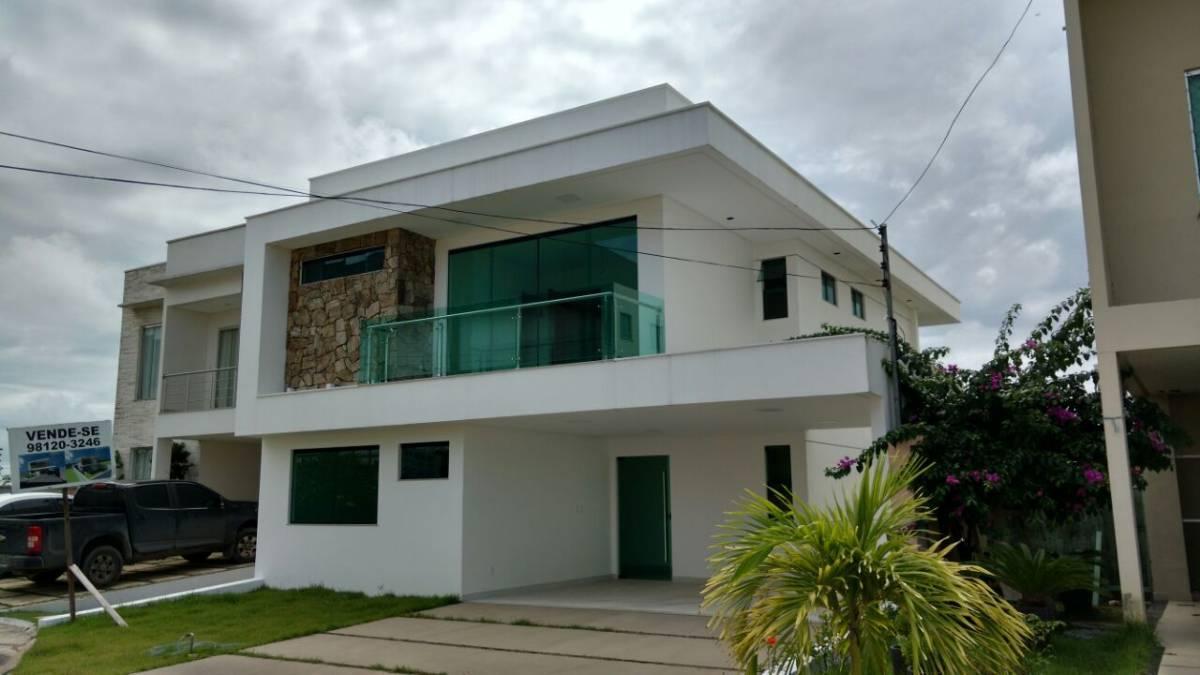 FOREST HILL CASA duplex de 247m² com 4 suites -  COLONIA TERRA NOVA