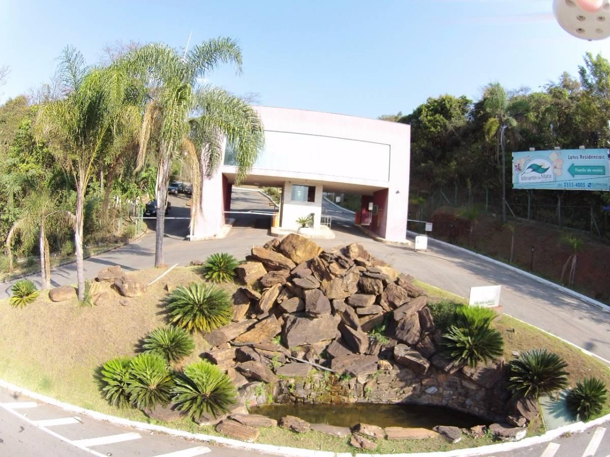 Condomínio Fechado - Mirante da Mata - Nova Lima - Ótima Localização -