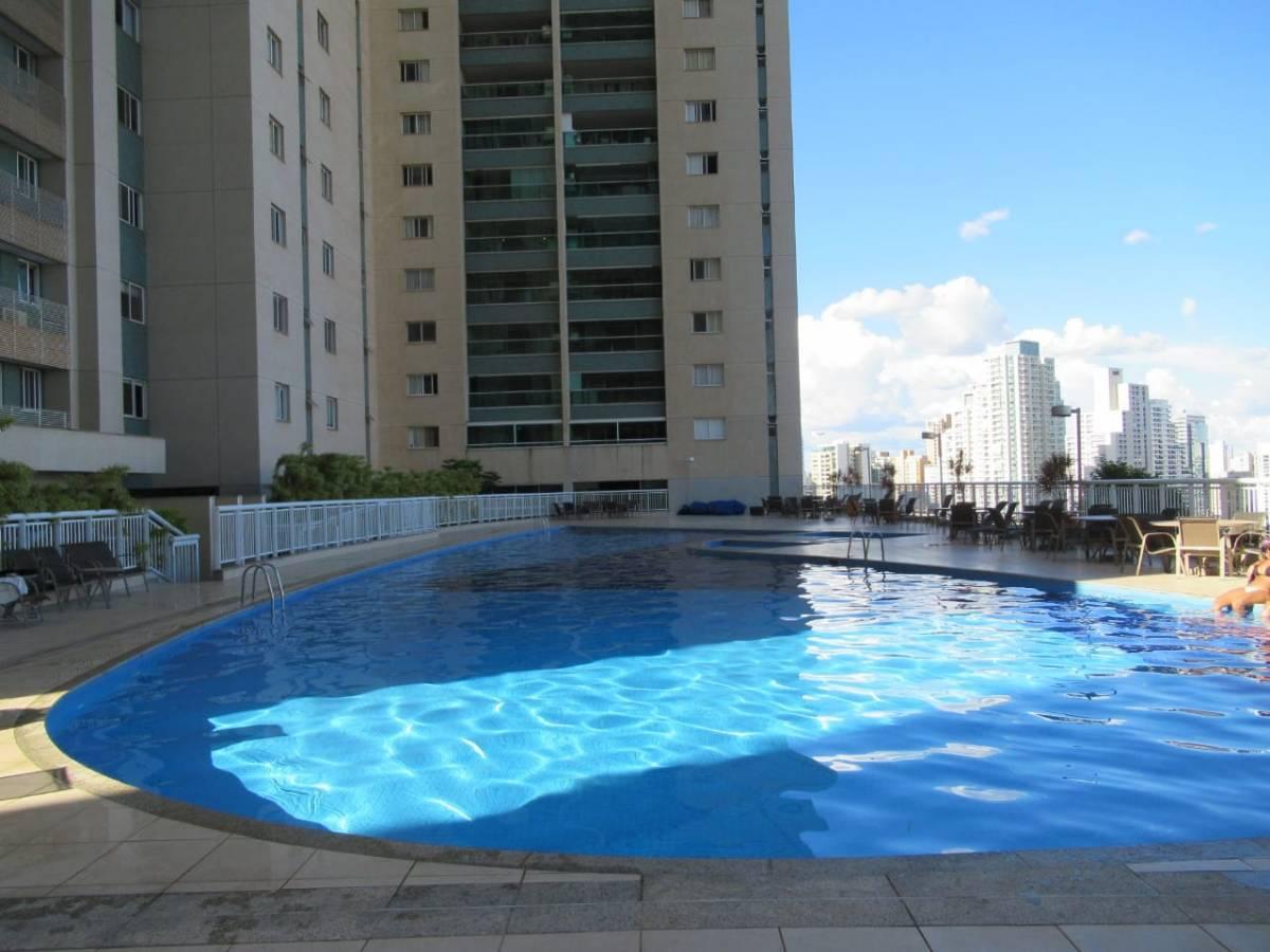 Apartamento 4 quartos 4 suítes,198M2, 3 vagas, Bairro Sul,Via Terrazzo 1.150.000