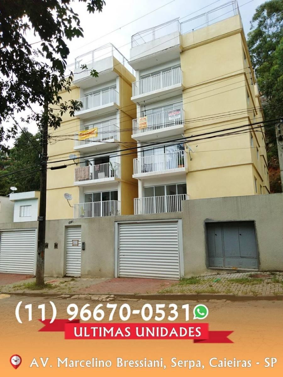 Apartamento de 2 quartos, Caieiras