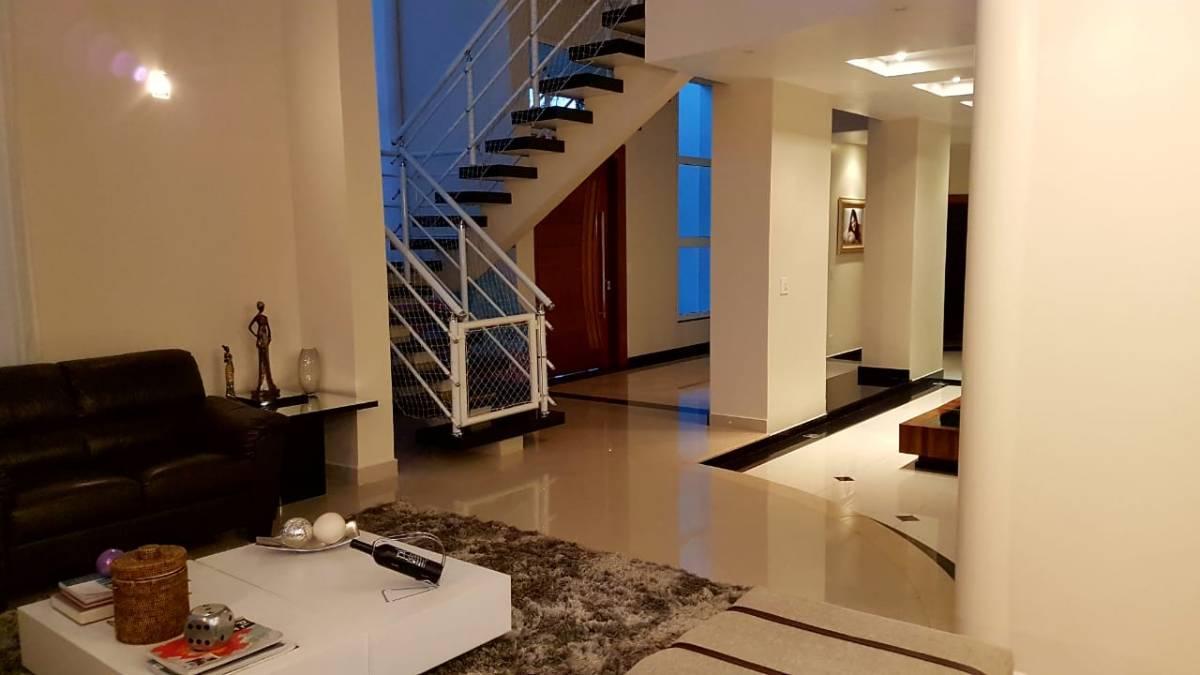 R$ 3.500.000,00 Linda Casa Condomínio Fechado Arthur Nogueira, 4 Suites  980 m²