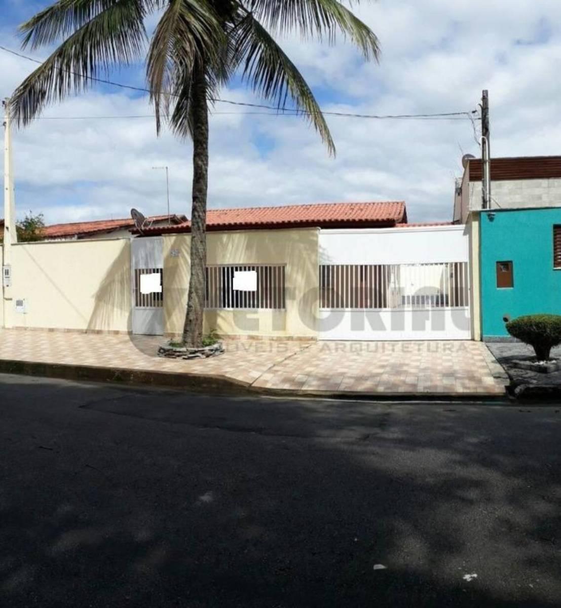 LOCAÇÃO OPORTUNIDADE! Casa  Residencial  Jardim Britânia Caraguatatuba/SP