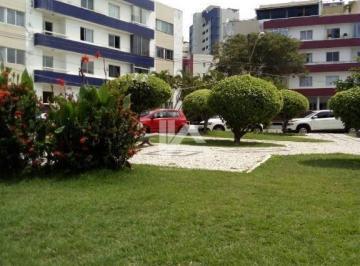 Apartamento residencial à venda, Costa Azul, Salvador.