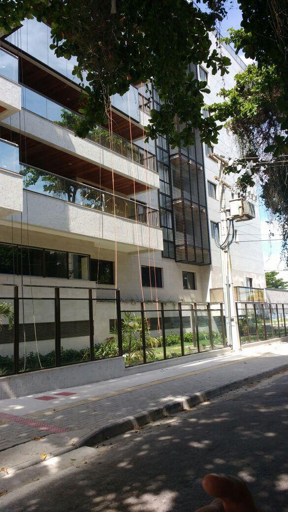 Apartamento Charitas 158m², 4 quartos