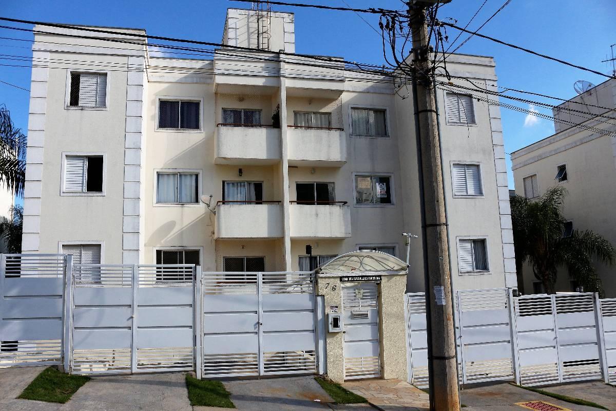 Apartamento de 2 quartos, Valinhos