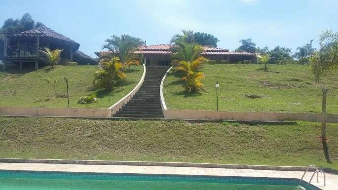 Chácara de 20.000 m² em Bofete/SP, com piscina e ótima vista.