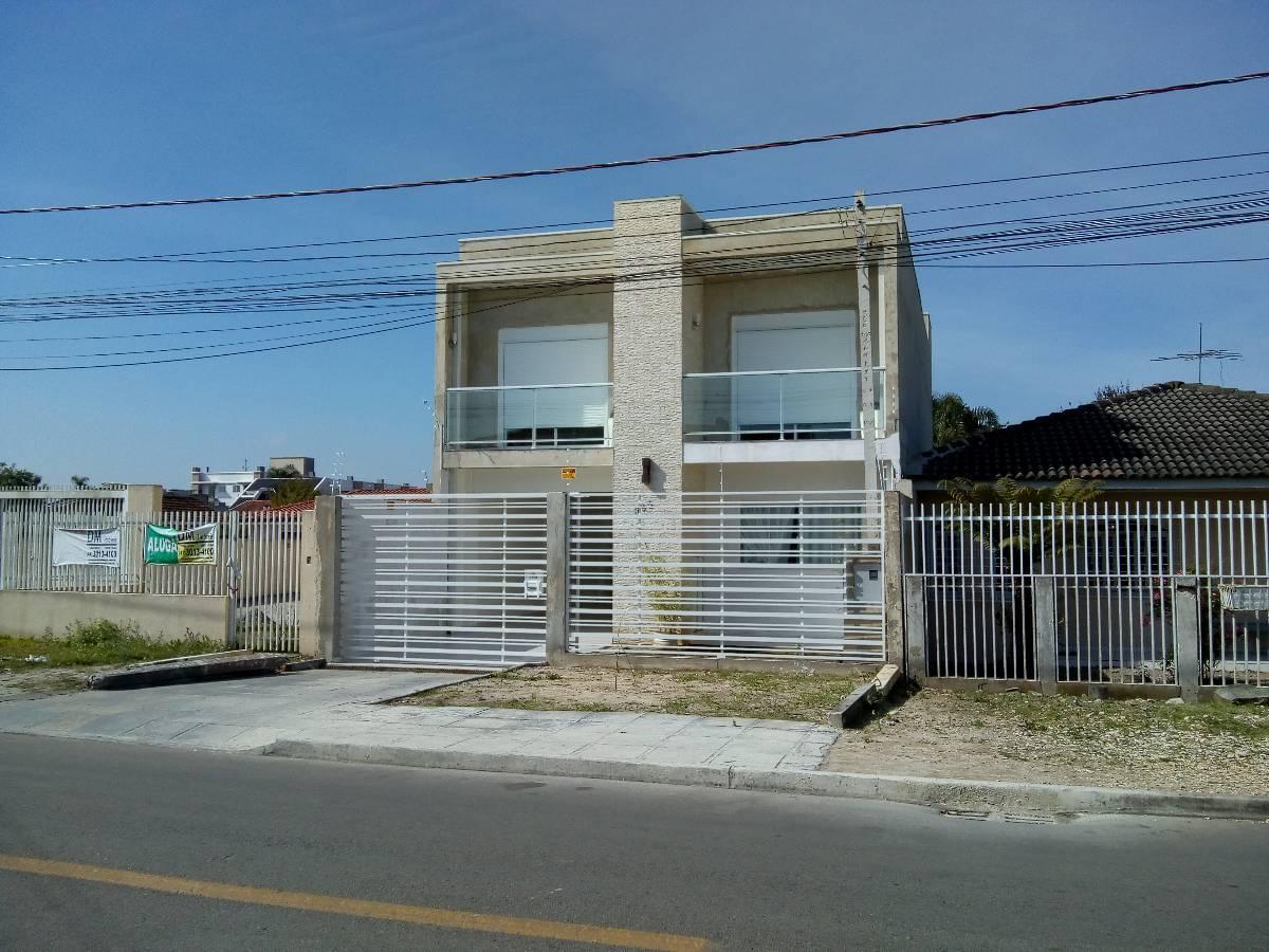 Pinhais - Lindo Sobrado, Aceita Apartamento e/ou Carro no Negócio