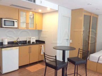Apartamento · 25m² · 1 Quarto · 1 Vaga
