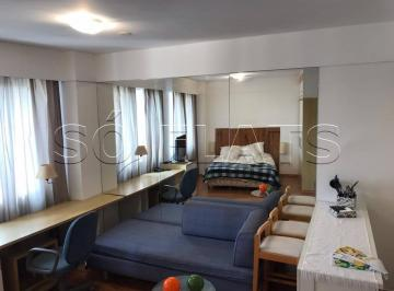 Apartamento de 1 quarto, Barueri