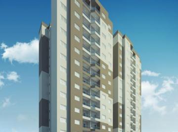 Apartamento de 2 quartos, Nova Odessa