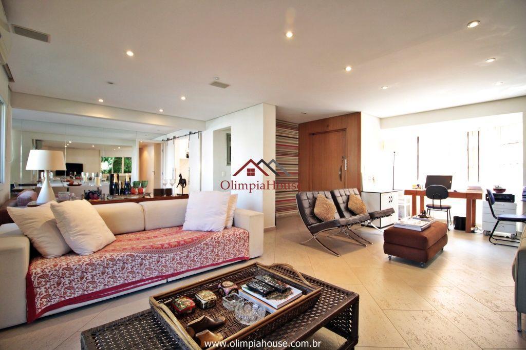 Apartamento à venda com 159m² - Vila Olímpia, São Paulo.