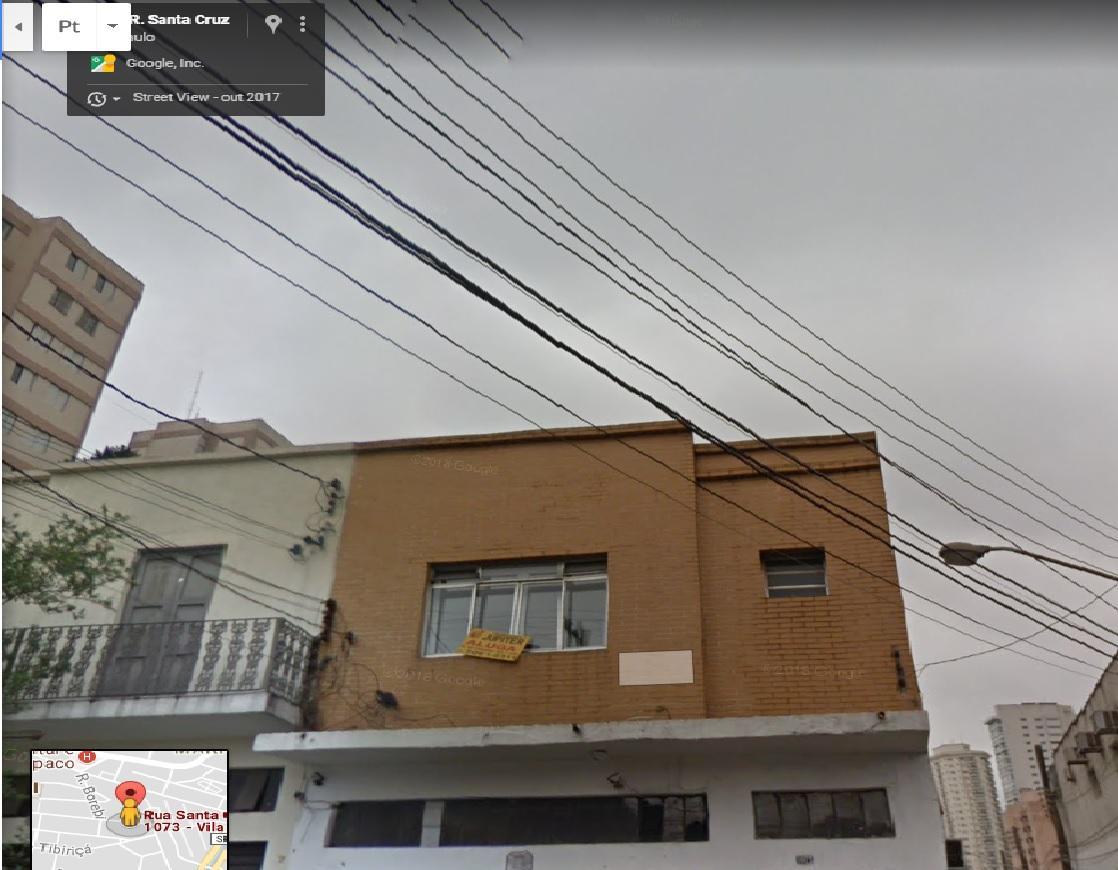 Assobradada para locação - Vila Mariana (Residencial ou Comercial)