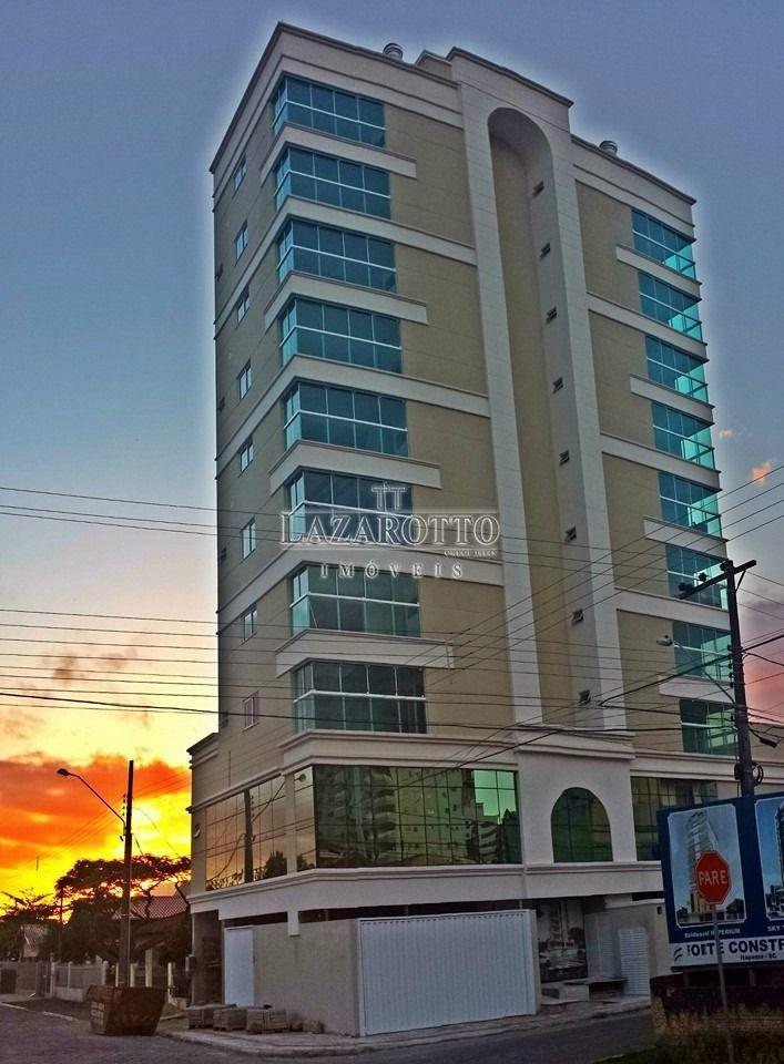 Apartamento em Meia Praia pronto para morar com excelente acabamento (LAZ-403).