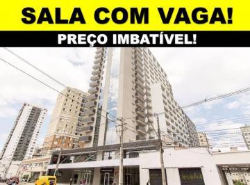 Inspira Business - Sala Comercial com Vaga,55m², Terraço Amplo, Água Verde