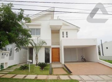 Casa residencial à venda, Condomínio Mont Blanc, Sorocaba - CA1009.