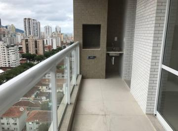 Apartamento de 2 quartos, Santos