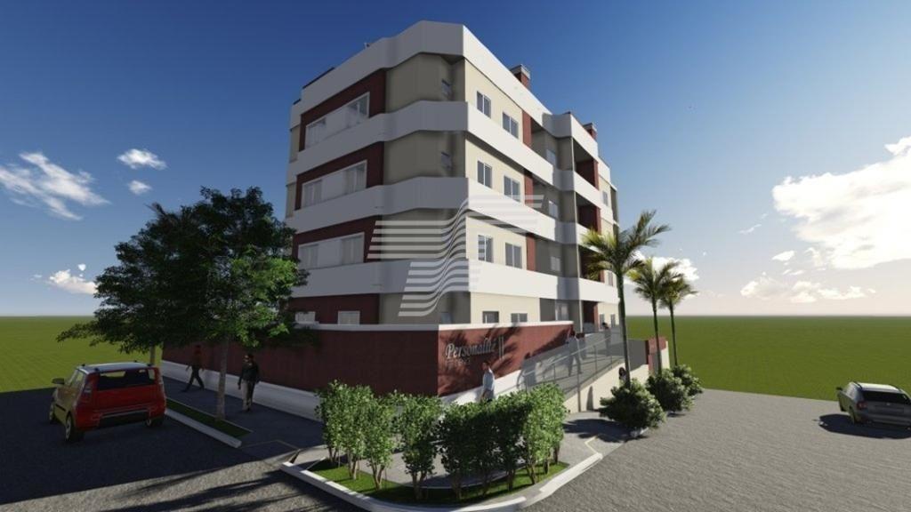 Apartamento em São José dos Pinhais, 2 quartos (1 suíte), 1 vaga
