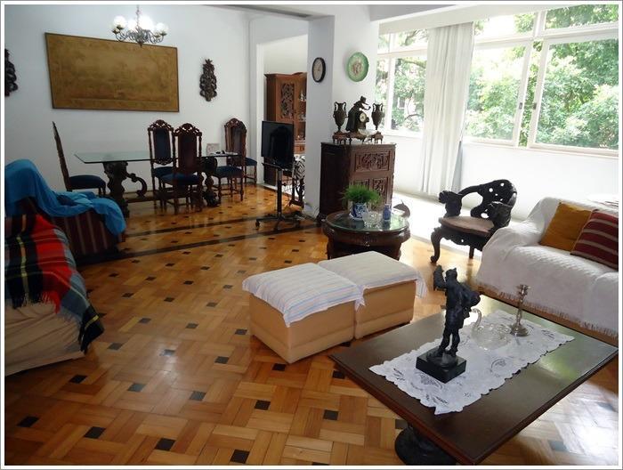 Apartamento 3 Q(1suite) - rua Bulhões de Carvalho , Próx. Ipanema