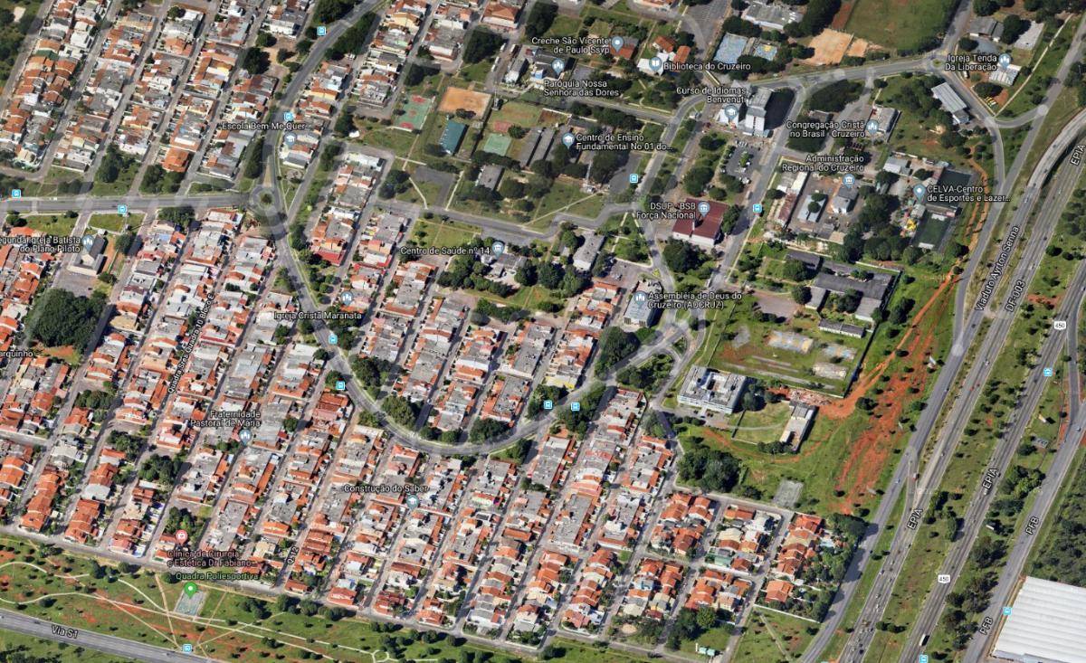 Casa de 3 quartos, Cruzeiro