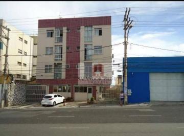 Apartamento residencial à venda, Amaralina, Salvador.
