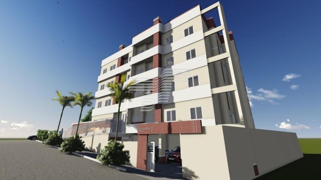 Apartamento Garden em São José dos Pinhais, 2 quartos (1 suíte), 1 vaga