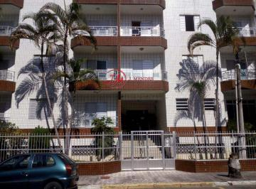 Apartamento com 2 dorms, Tupi, Praia Grande - R$ 2