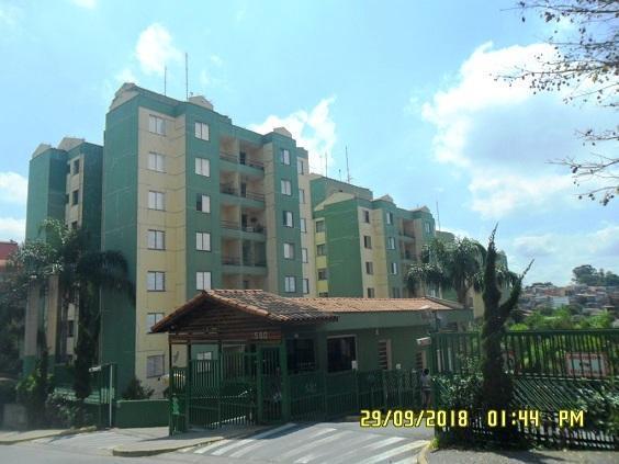 Apto.c/2 dormits. e 1 vaga p/auto no condomínio Guimarães Rosa em Osasco