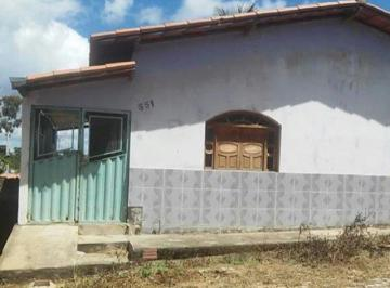 Leilão de Casa 82 m² - Alvorada - Jequitinhonha - MG